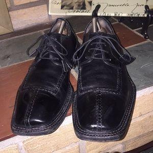 """Mauri Men's Dress Shoes Black Size 9 """"Millennium"""""""